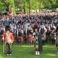 "15th Highland Gathering &  ""The Peine Pipe Band Championships  Band"