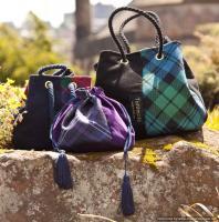 Tattimole - Handbags made from any tartan!