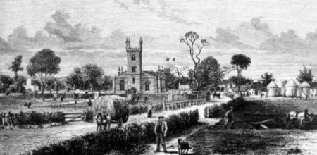 Liberton Parish 1880