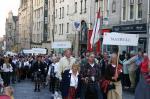 Clan Moffat at The Clan Parade - The Gathering 09