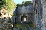 Inside Castle Lachlan
